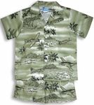 Island Airplanes Boy's 2pc Set