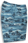Island Airplanes men's & boy's cargo shorts