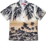 Island Escape on High Men's Hawaiian Shirt