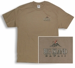 Island Lifestyle Big Island Tee Shirt
