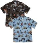 Island Motorcycles Men's Shirt