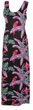 Jungle Bird Women's Style 190 Cotton Long Tank Dress
