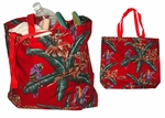Jungle Bird  Beach Tote Bag
