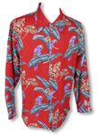 Jungle Bird Men's Long Sleeve Shirt