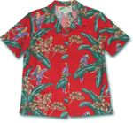 Jungle Bird women's paradise found shirt