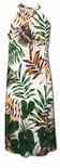 Jungle Experiene Women's Halter Dress with Pocket