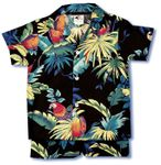 Jungle Parrots boy's 2pc Set