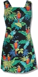 CLOSEOUT Jungle Parrots Short Tank