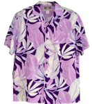 Jungle Storm men's rayon aloha shirt