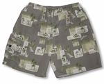 Kaanapali Beach kaylua bay mesh liner swim trunks