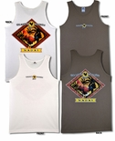 Kauai Chicken Island's Favorite Bird Tank Top