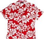 Late Blooming Plumeria Women's Hawaiian Camp Shirt