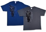 Lava Petroglyph Cotton Tee Shirt