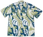 Leaf Art Men's Hawaiian Shirt