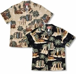 Longboard Woody Beach Shack Men's Cotton