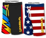 Loudmouth Beach Volleyball Surfing BoardShorts