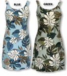 Lovely Monstera Breeze Women's A-Line Sundress