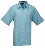 Riviera Men's Luau Silk Blend Shirt
