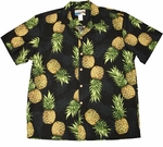 Maui Pineapple Waimea Casuals mens cotton aloha shirts