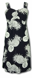Maui Pineapples Women's Elastic Back Sundress
