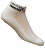Men's Hawaii Islands Ankle Socks Pack of 2