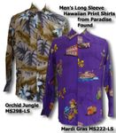 Made in Hawaii Rayon Shirts shipped from Maui: Paradise Found, Two Palms, Go Barefoot