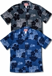 Polynesian Tapa Tradition Men's Shirt