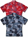 Polynesian Tapa Tradition Men's Reverse Shirt