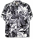 CLOSEOUT Men's Tropical Resolute Fashion Rayon Shirt