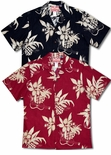 Ukulele Pineapple Men's Shirt