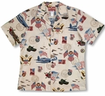 CLOSEOUT United States Armed Forces Mens Shirt