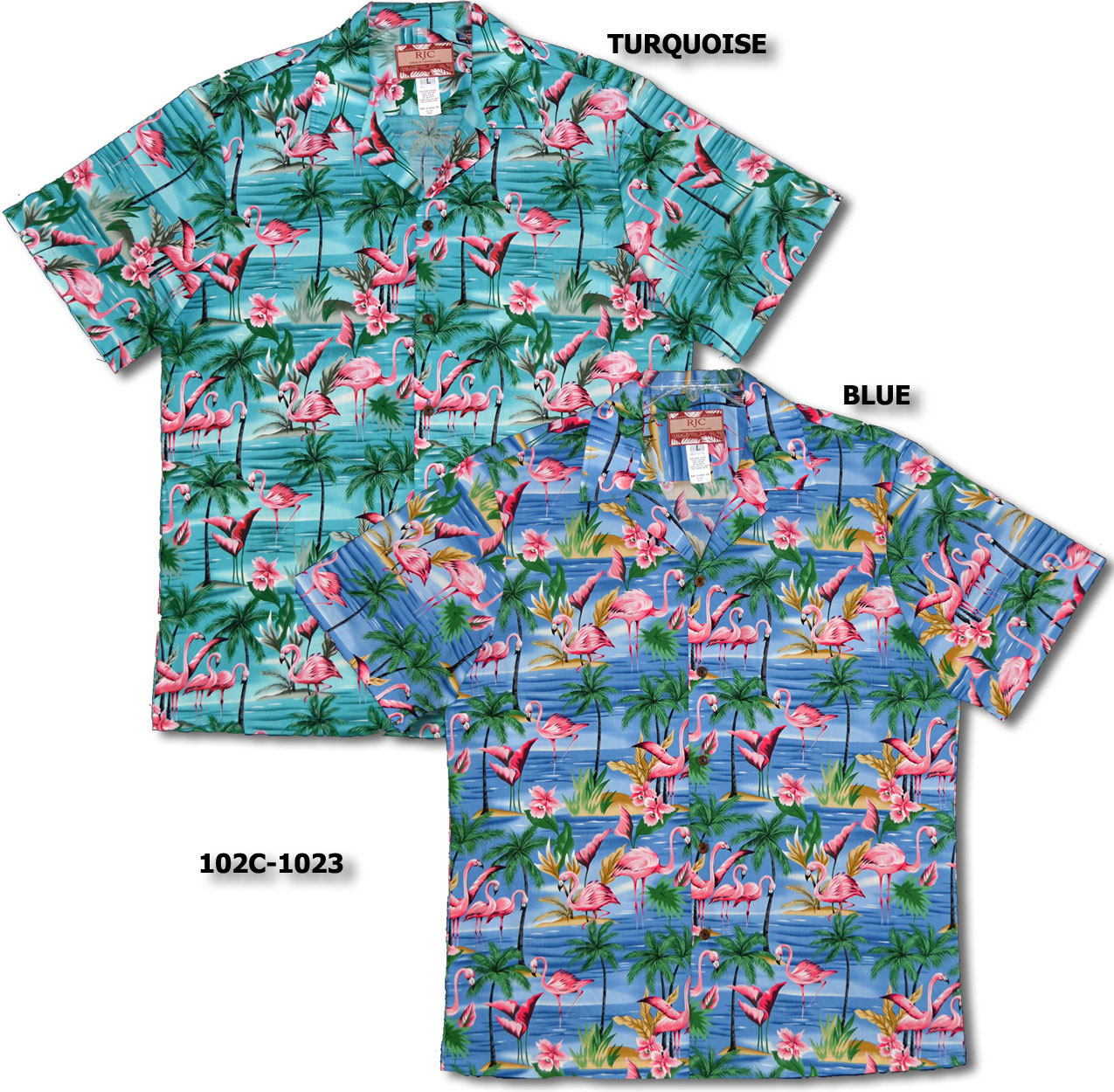 59e156ba Men's, Women's & Kids Pink Flamingo Made in Hawaii Clothing - Men's, Boy's,  Women's & Girl's Pink Flamingos Hawaiian Shirts, Dresses Aloha Apparel