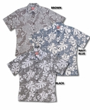 Classic Monstera Revisited Men's Reverse Shirt