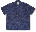 Midnight Garden Men's Rayon