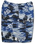 Midnight High Surf Men's Cargo Pocket Shorts