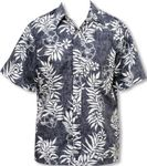 Mini Tahitan Men's Placket Reverse Shirt