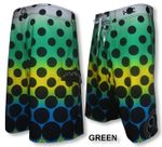 "22"" Molecules HIC 8 Way Stretch Boardshorts"