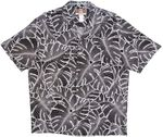 Monstera, Monstera Men's Rayon Poplin Aloha Shirt
