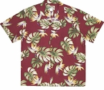 CLOSEOUT Monstera Paradise Mens Rayon