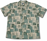 Monstera Waimea Casuals Men's Cotton Hawaiian shirt