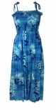 Moonlight Scenic Women's One Size Tube Dress