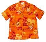 Moonlight Scenic men's Hawaiian shirt