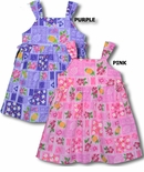 Mother's little Helper poly/cotton dress