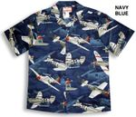 Mustang Thunderbolt Airplanes Men's Shirt