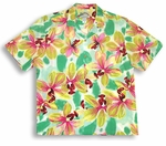 Neon Orchid Men's Rayon