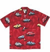Nissan Z collection men's Hawaiian style rayon print