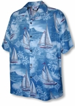 Ocean Sailing Dream Cruise Men's Shirt