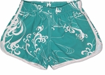 CLOSEOUT Ocean Waves Girl's Volley Shorts
