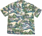 Old Hawaii Hawaiian Shirt