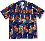 Orange Orchid Hawaiian Pale Ale Men's Shirt